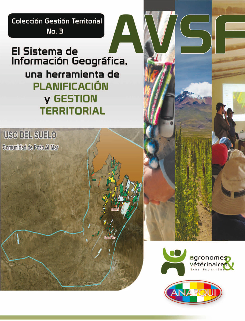 Thumbnail - El sistema de información geográfica : una herramienta de planificación y gestión territorial