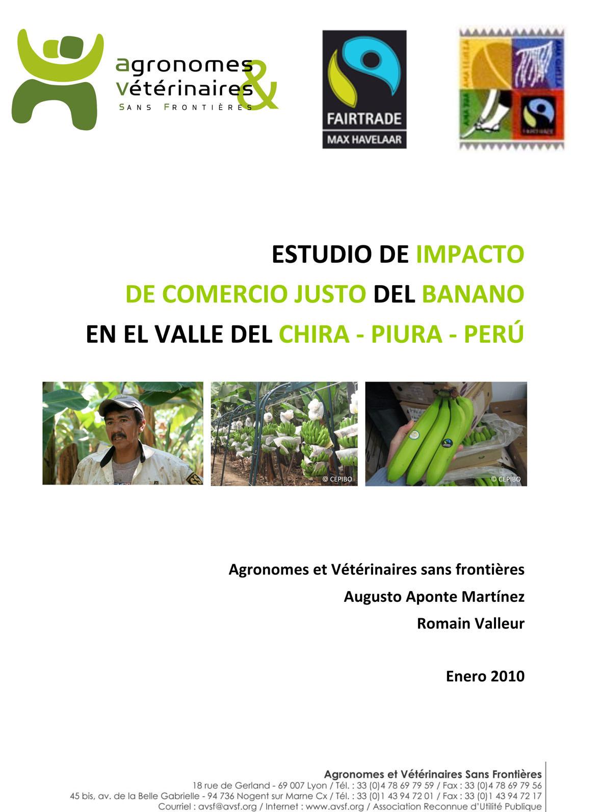 Thumbnail - Impacto del comercio justo en el sector bananero de Chira (Piura - Peru)