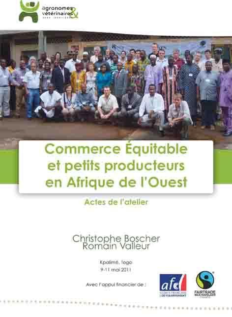 Thumbnail - Commerce équitable et petits producteurs en Afrique de l'Ouest
