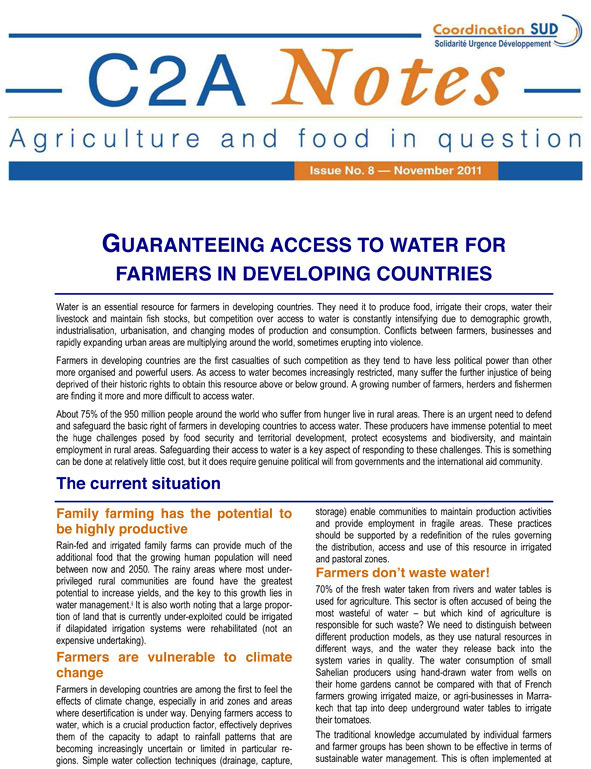 PDF Preview - Guaranteeing access to water for small farmers