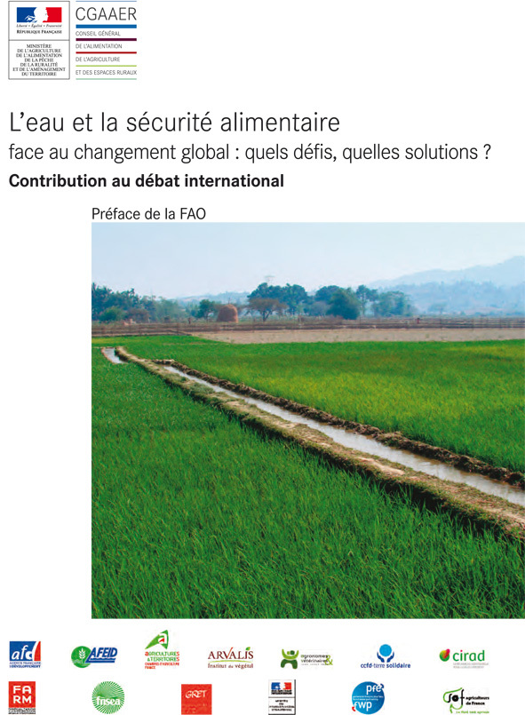 Thumbnail - L'eau et la sécurité alimentaire : face au changement global, quels défis, quelles solutions ?