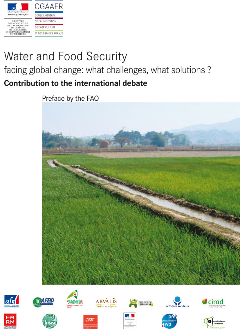 Thumbnail - Water and Food Security facing global change: what challenges, what solutions