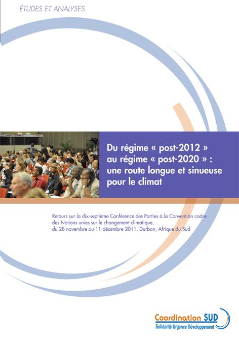 Thumbnail - Du régime post-2012 au régime post-2020 : une route longue et sinueuse pour le climat. Retour sur la conférence de Durban