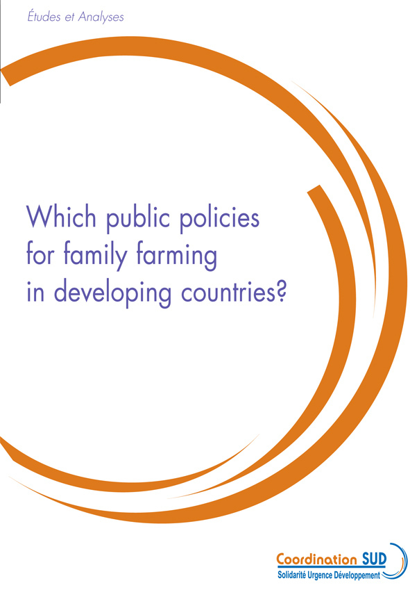 Thumbnail - Which public policies for family farming in developing countries ?