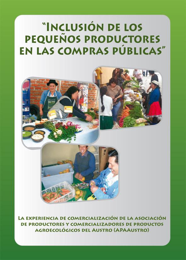 Thumbnail - Inclusión de los pequeños productores en las compras públicas en el Ecuador