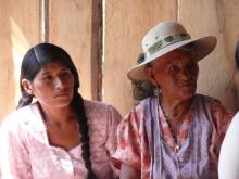 Le combat des paysans sans terre de Bolivie Vignette