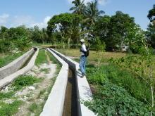 Irrigation paysanne en Haïti Vignette